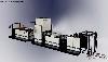 【供应】热刀立式自动复膜机RFM-105PET